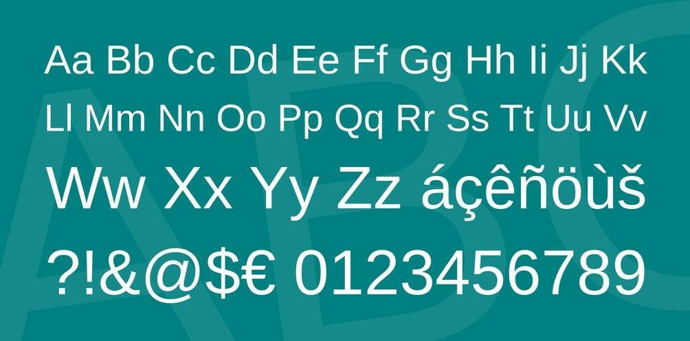 arimo font - Arimo Font Free Download