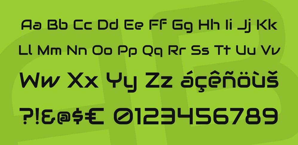 audiowide font - Audiowide Font Free Download