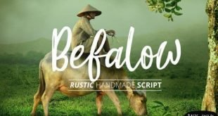 befalow font 310x165 - Befalow Rustic Font Free Download