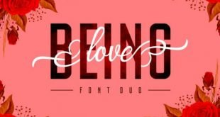 being love dou 310x165 - Being Love Duo Font Free Download