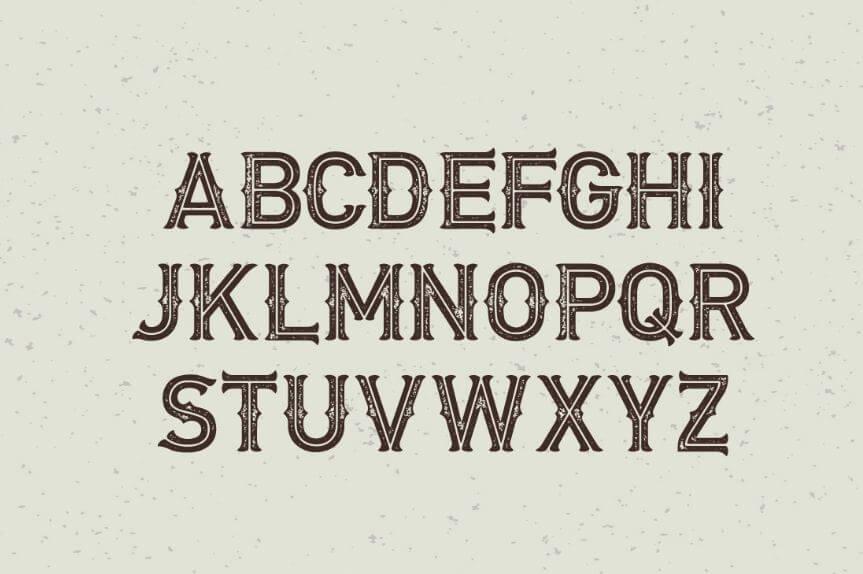 biker font - Biker Font Free Download
