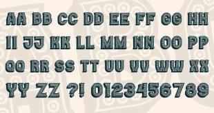 casino font 310x165 - Casino Font Free Download