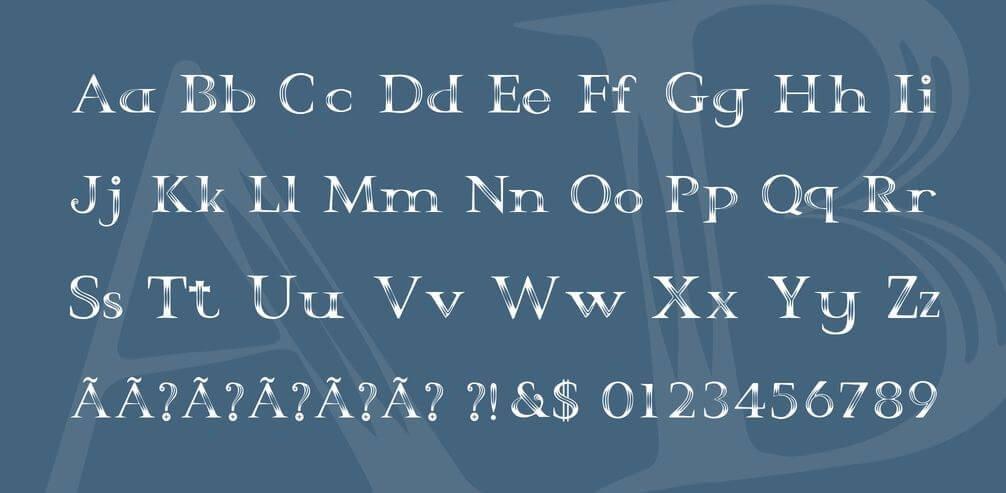 crystal font - Crystal Font Free Download