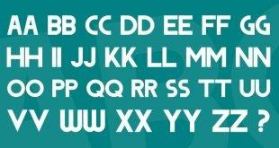 dodge font 310x165 - Dodge Font Free Download