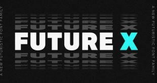 made future font 310x165 - Made Future X Font Free Download