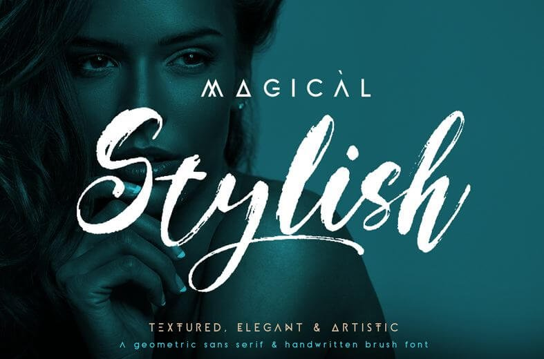 magical font - Magical Stylish Font Free Download