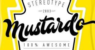 mustardo font 310x165 - Mustardo Script Font Free Download