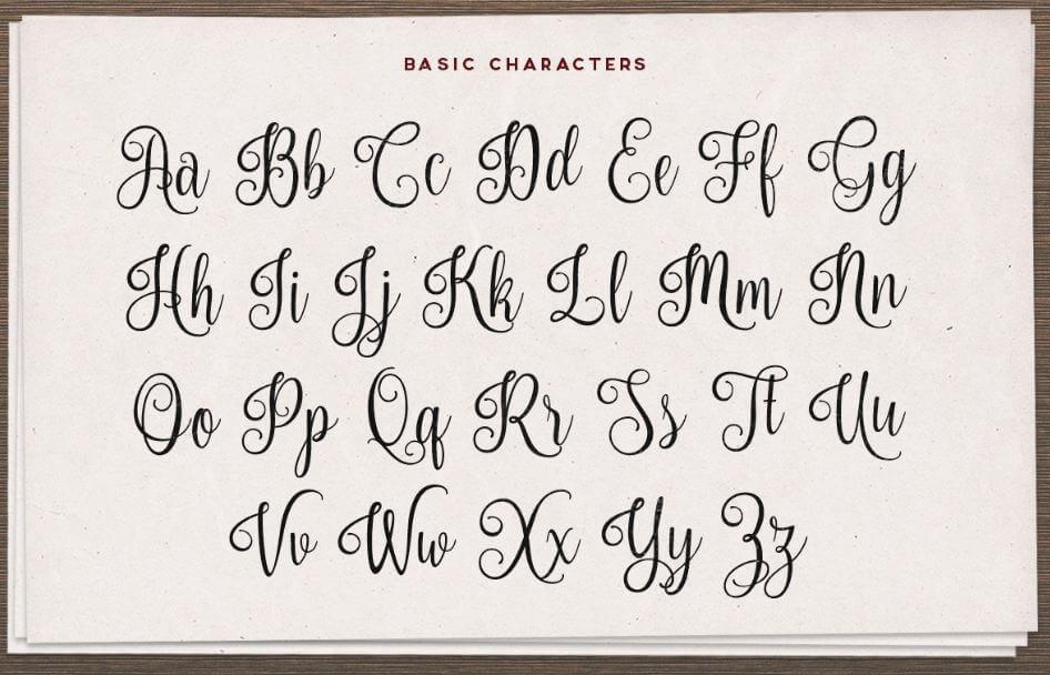 nourilla script font - Nouradilla Script Font Free Download