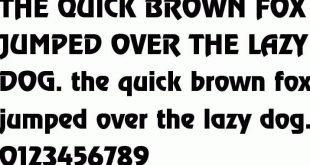 renfrew font 310x165 - Renfrew Font Free Download