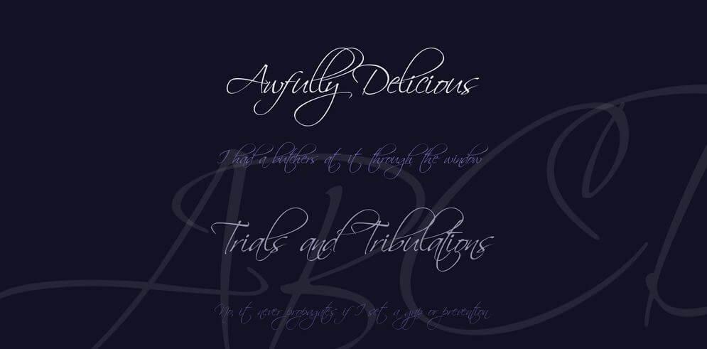 scriptina font - Scriptina Font Free Download