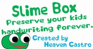 slime nbox 310x165 - Slime Box Font Free Download
