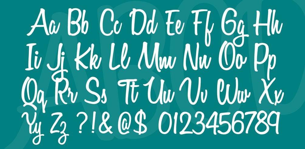 variane script font - Variane Script Font Free Download