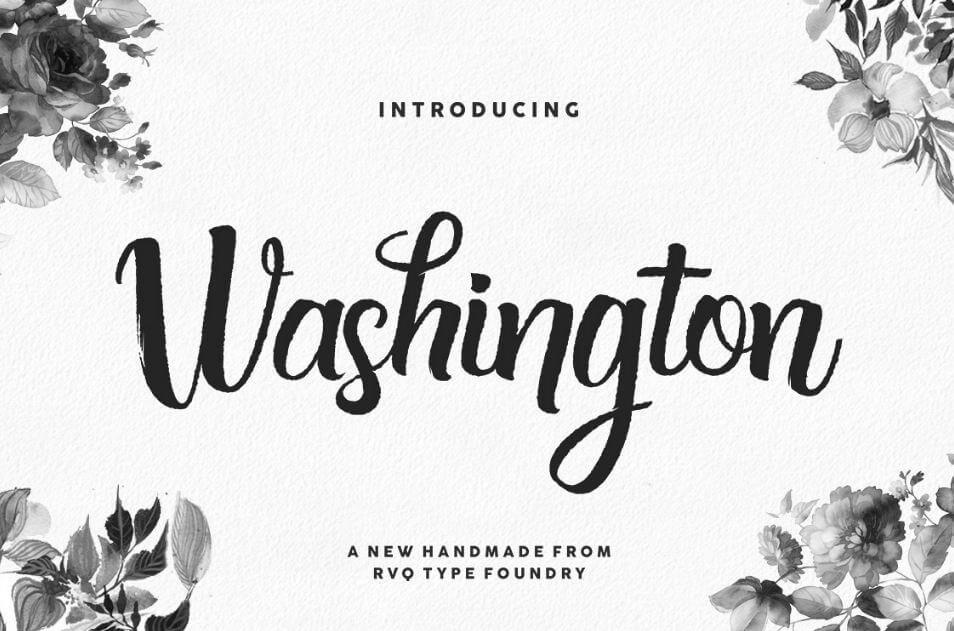 washington font - Washington Basketball Font Free Download