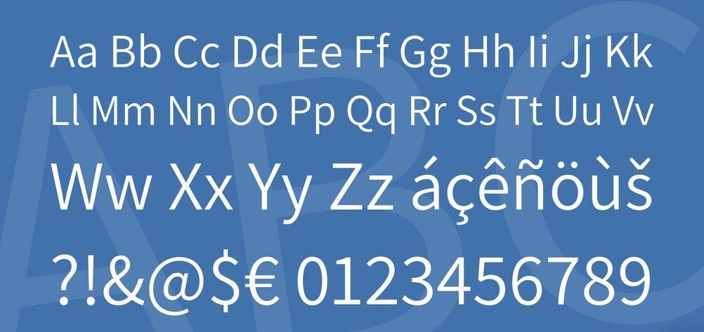 assistant font - Assistant Font Free Download