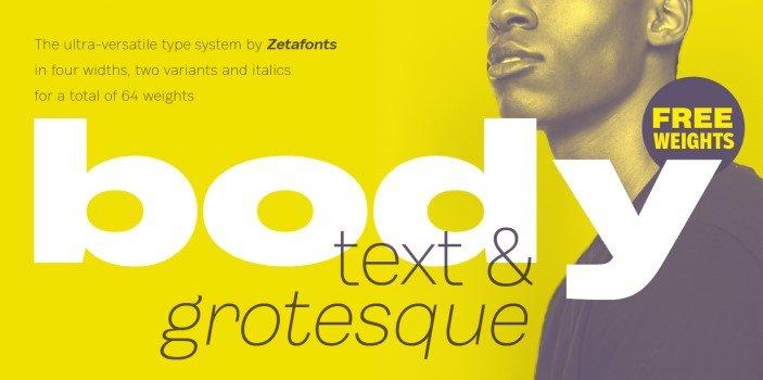 body font - Body Font Free Download