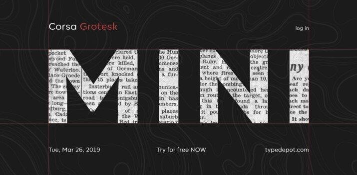 corsa grotesk font - Corsa Grotesk Font Free Download