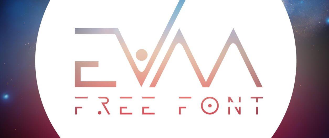 evaa font - Evaa Typeface Free Download