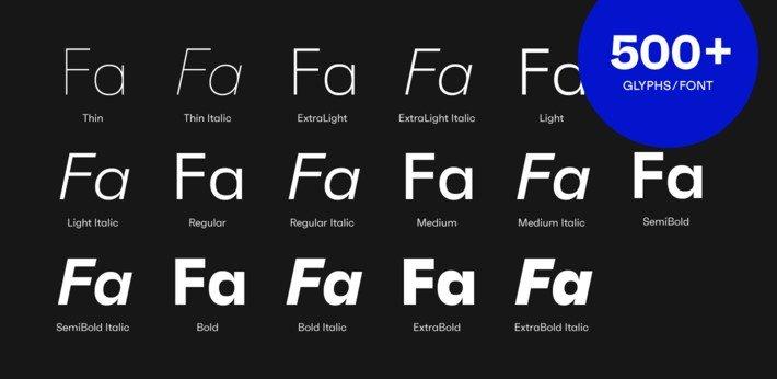 fakthum font - Faktum Font Free Download