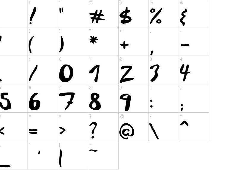 gabriel wise font - Gabriel Weiss' Friends Font Free Download