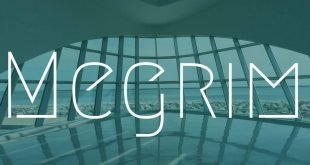 megrim font 310x165 - Megrim Font Free Download