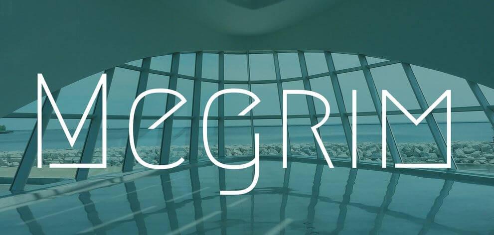 megrim font - Megrim Font Free Download