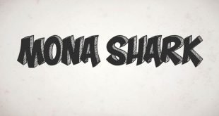 mona shark font 310x165 - Mona Shark Font Free Download