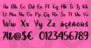 quite magical font 310x165 - Quite Magical Font Free Download