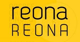 reona font 310x165 - Reona Font Free Download