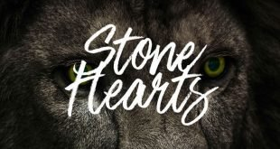 stone heart font 310x165 - Stone Hearts Brush Font Free Download