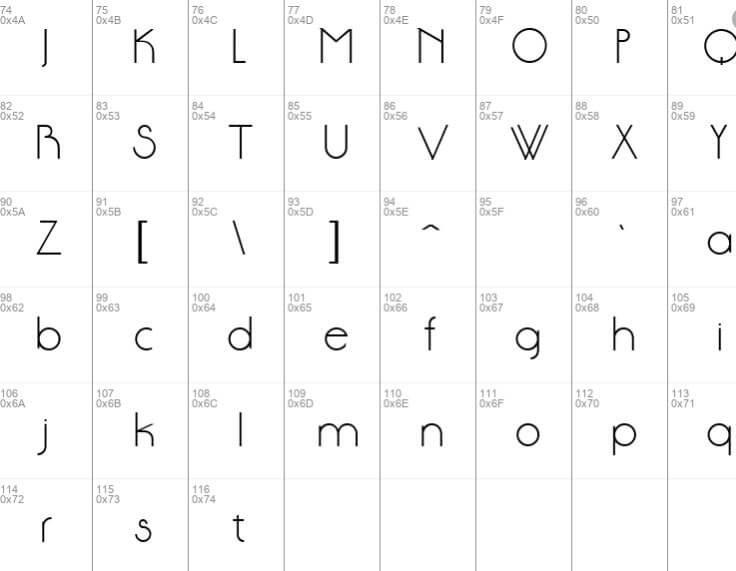 Amorous Font