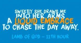 DK liquid font 310x165 - Dk Liquid Embrace Font Free Download