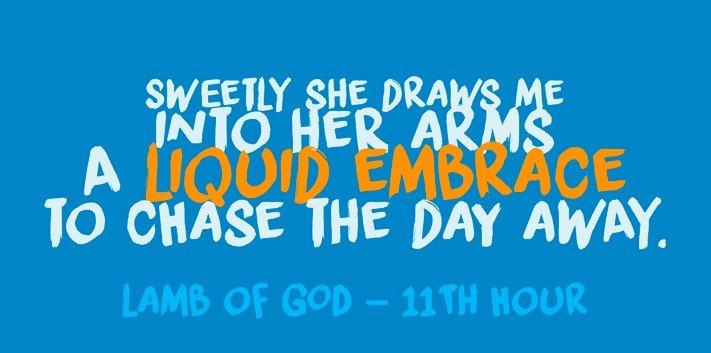 DK liquid font - Dk Liquid Embrace Font Free Download