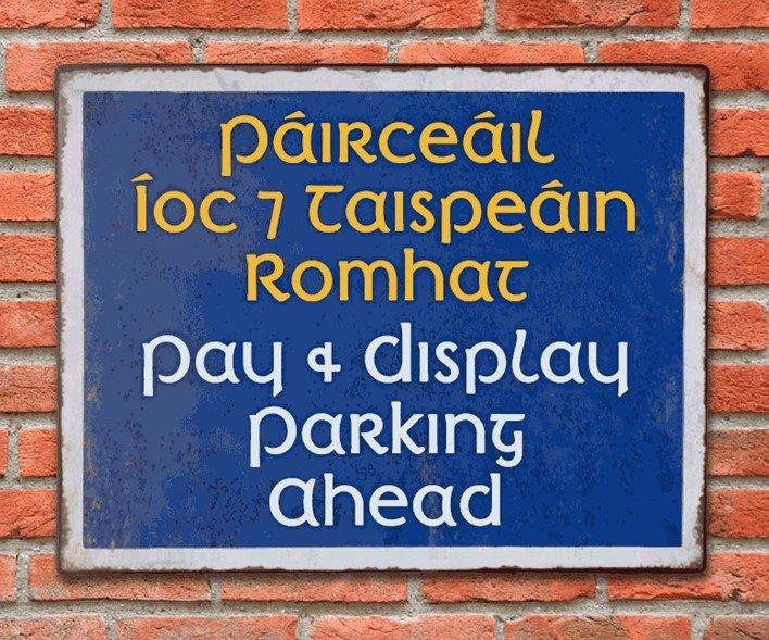 irsih penny font - Irish Penny Font Free Download
