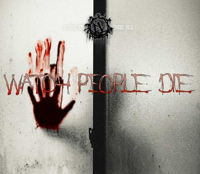watch people die - Watch People Die Font Free Download