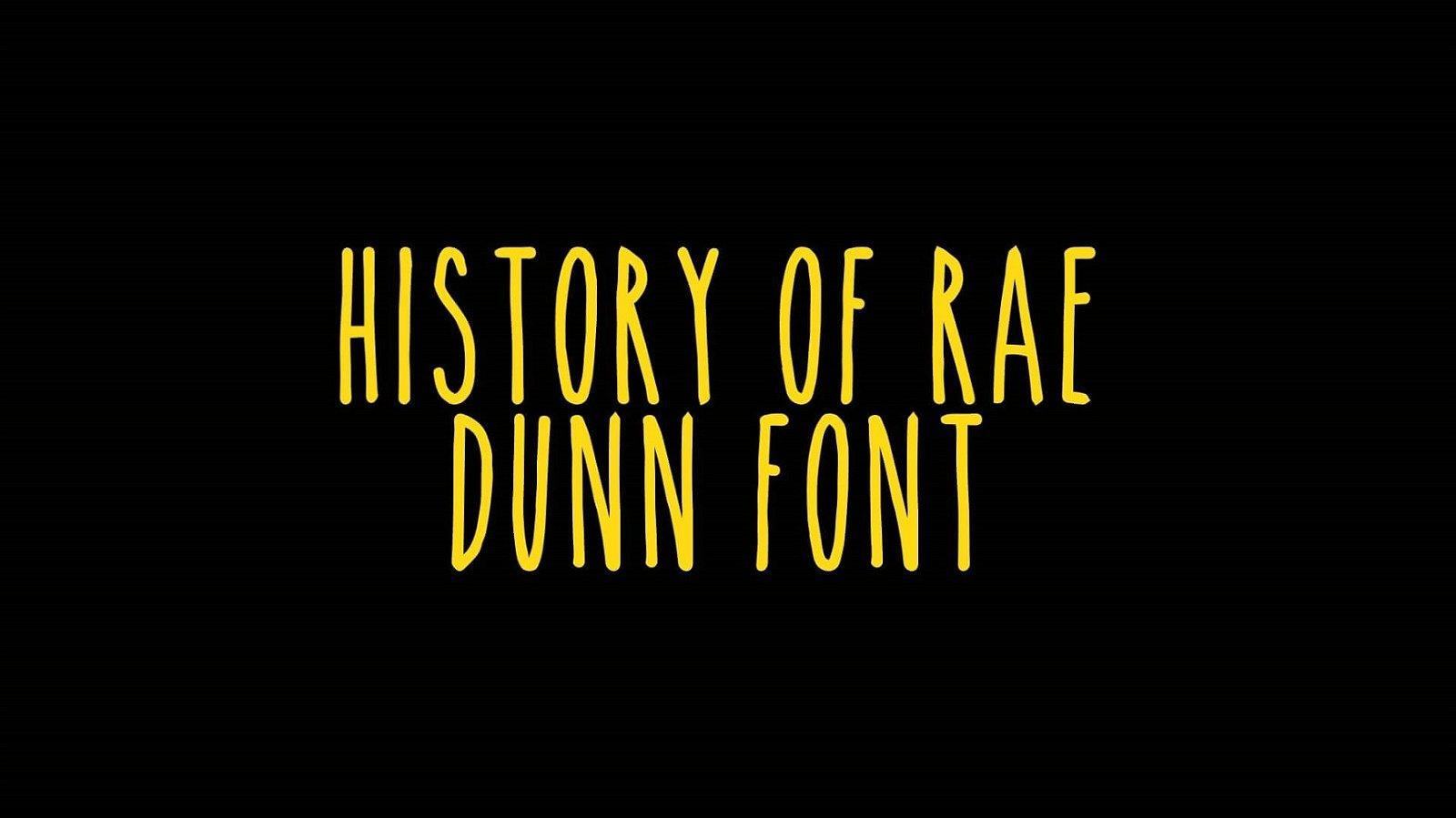 History of Burbank Big Condensed Fon