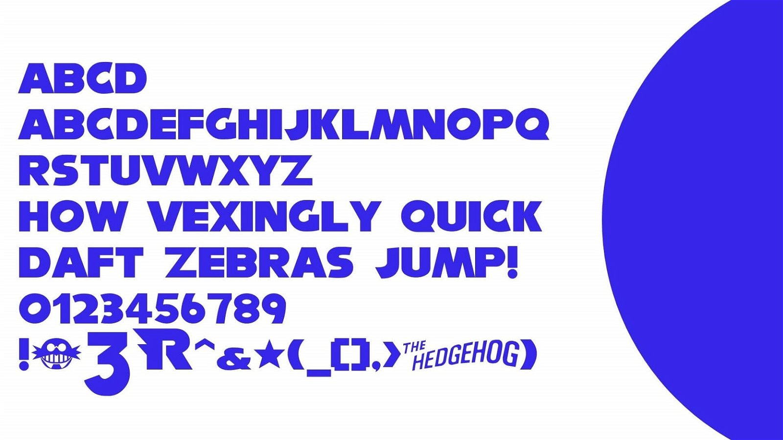 Sonic Font View