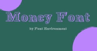 Money Font