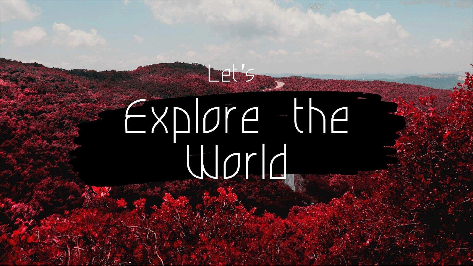 explore the world eyesy - Eyesy Font Free Download