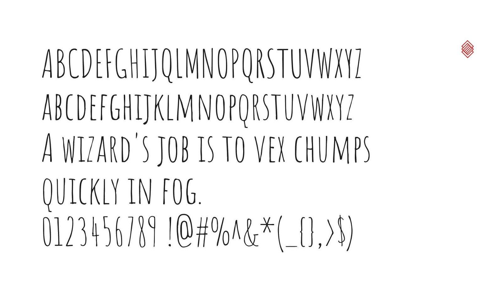 Amatic SC Font View - Amatic SC Font Free Download