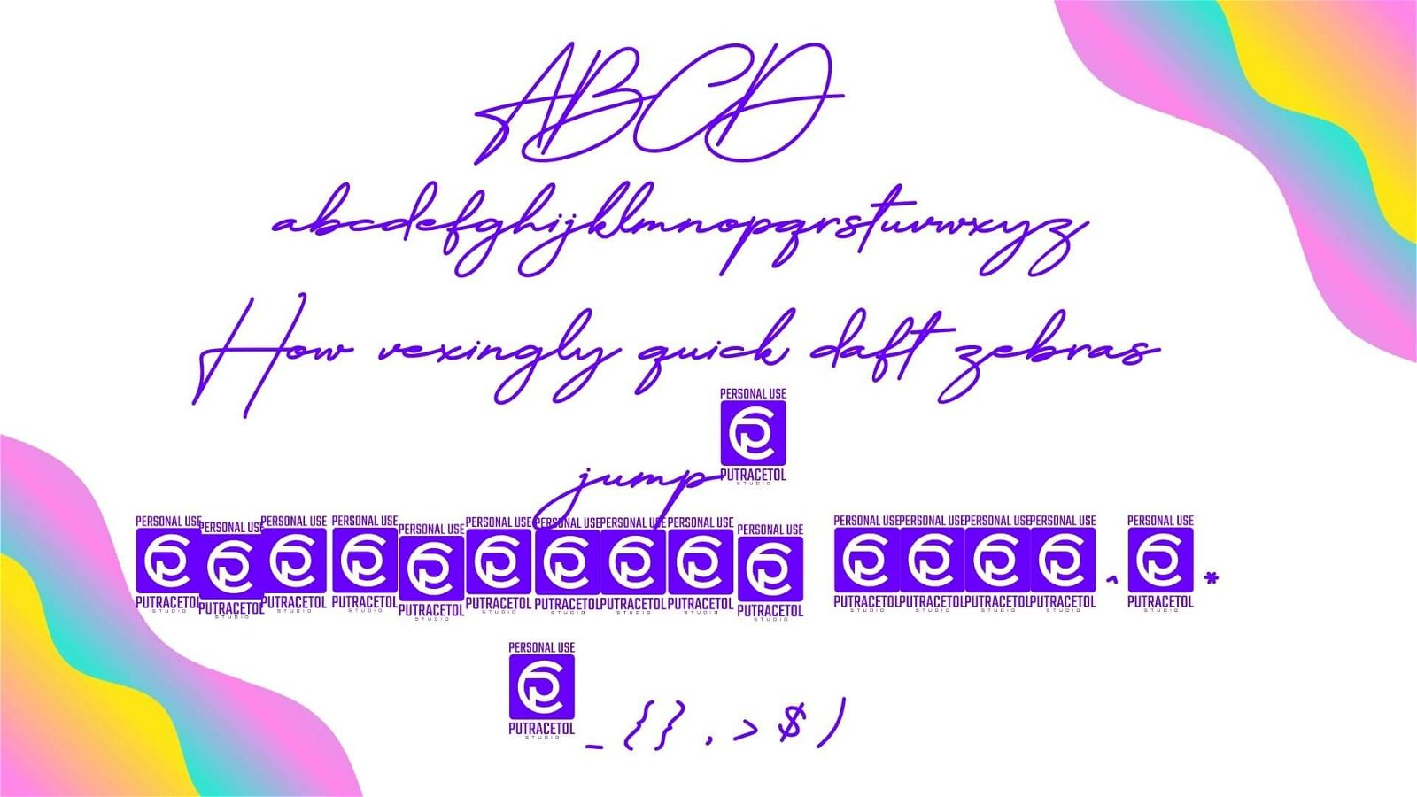 Doctor Signature Font View