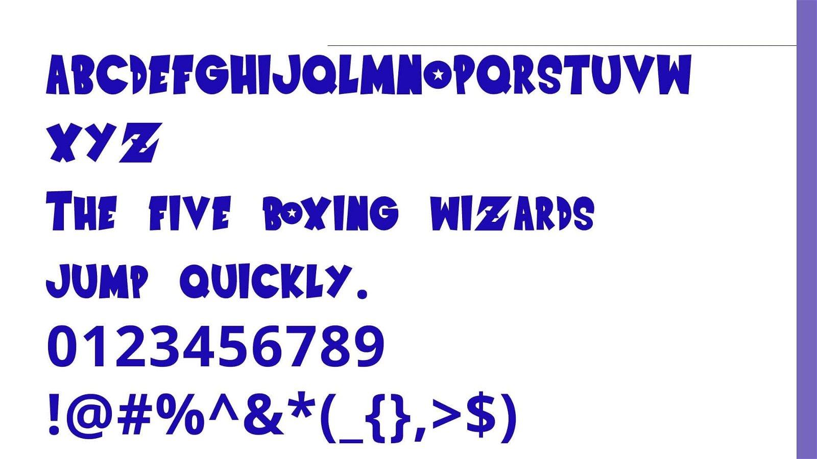 Dragon ball Z Font View - Dragon Ball Z Font Family Free Download