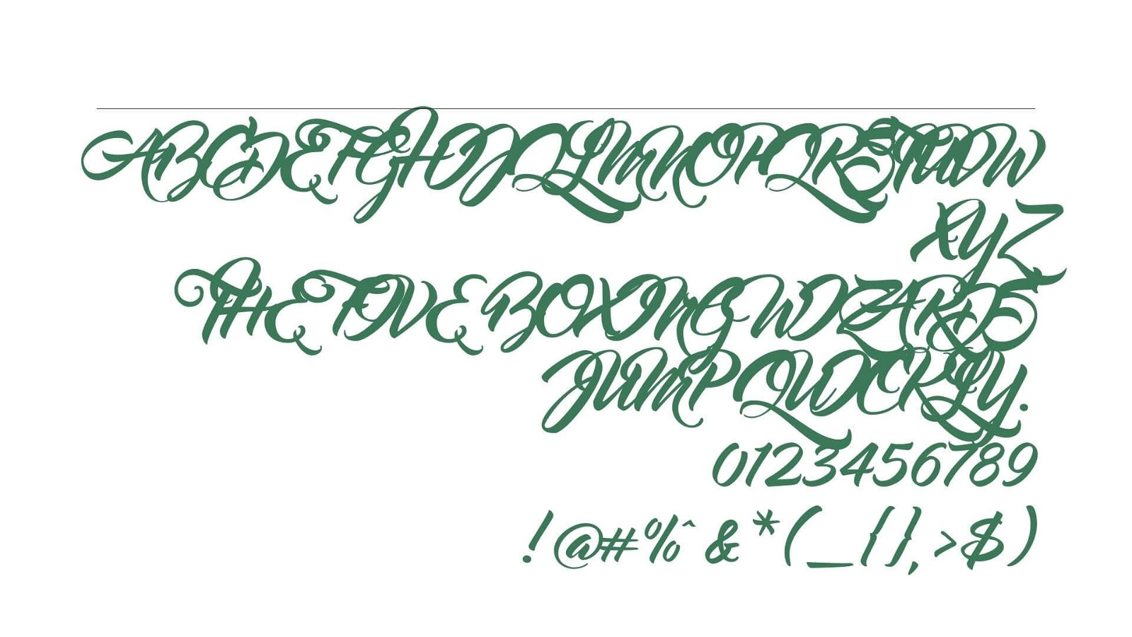 Master of Break Font View - Master of Break Font Free Download