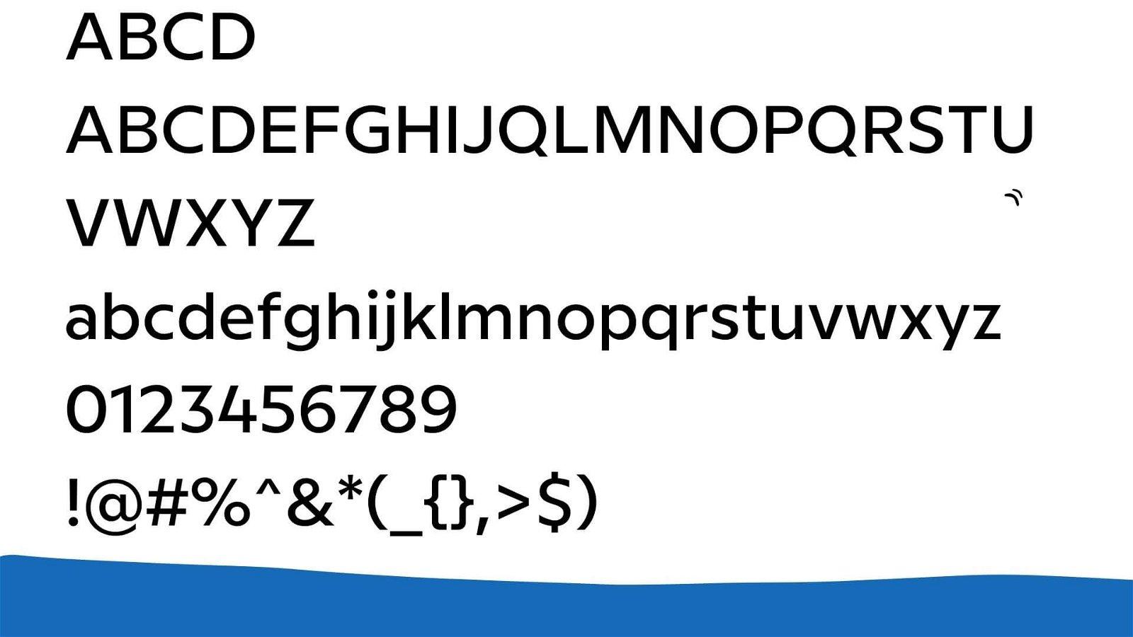 Proxima Nova Font View - Proxima Nova Font Free Download