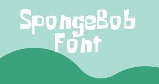 Spongebob Font