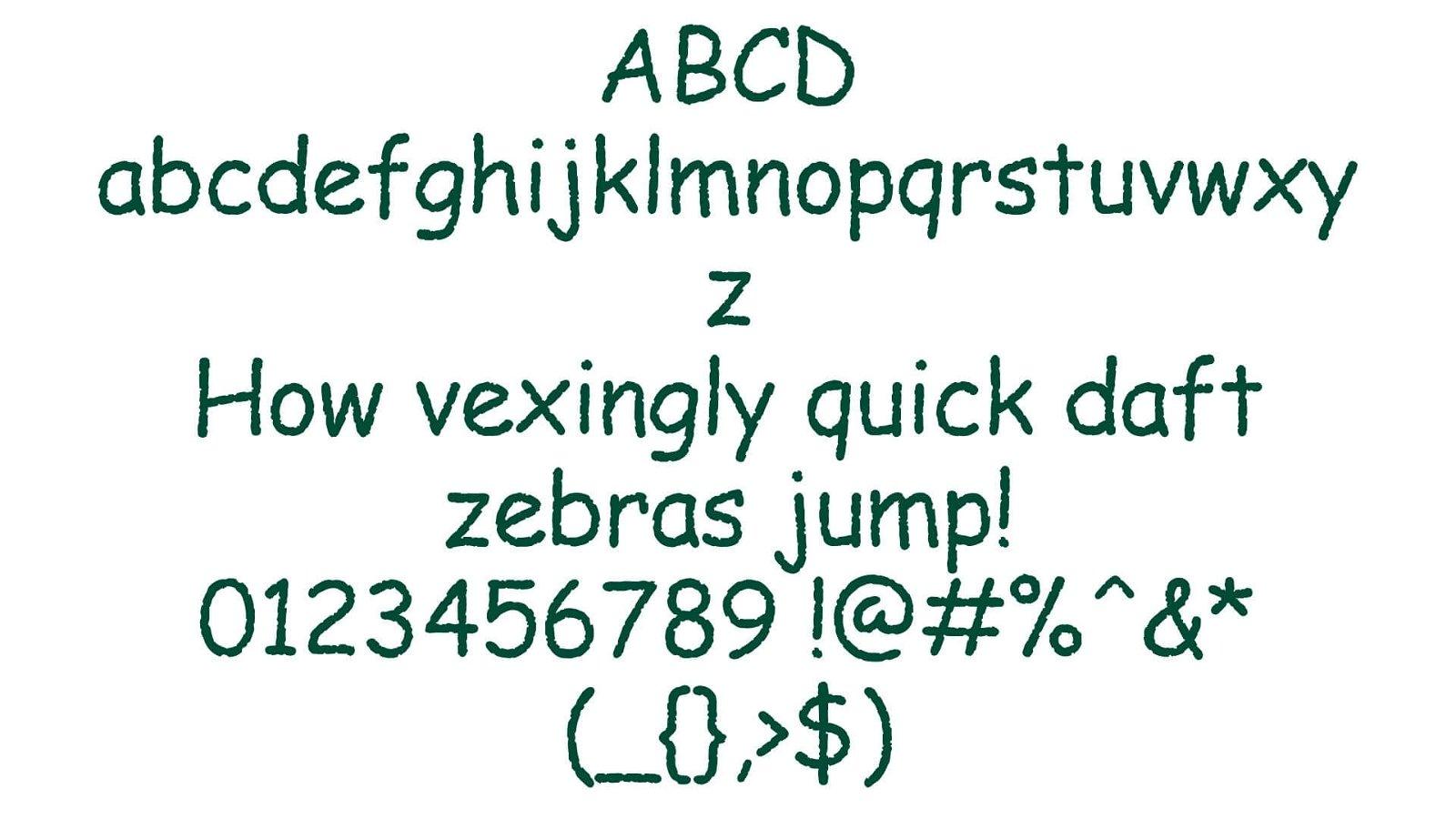 Comic Papyrus Font View - Comic Papyrus Font Free Download