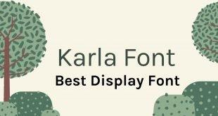 Karla Font