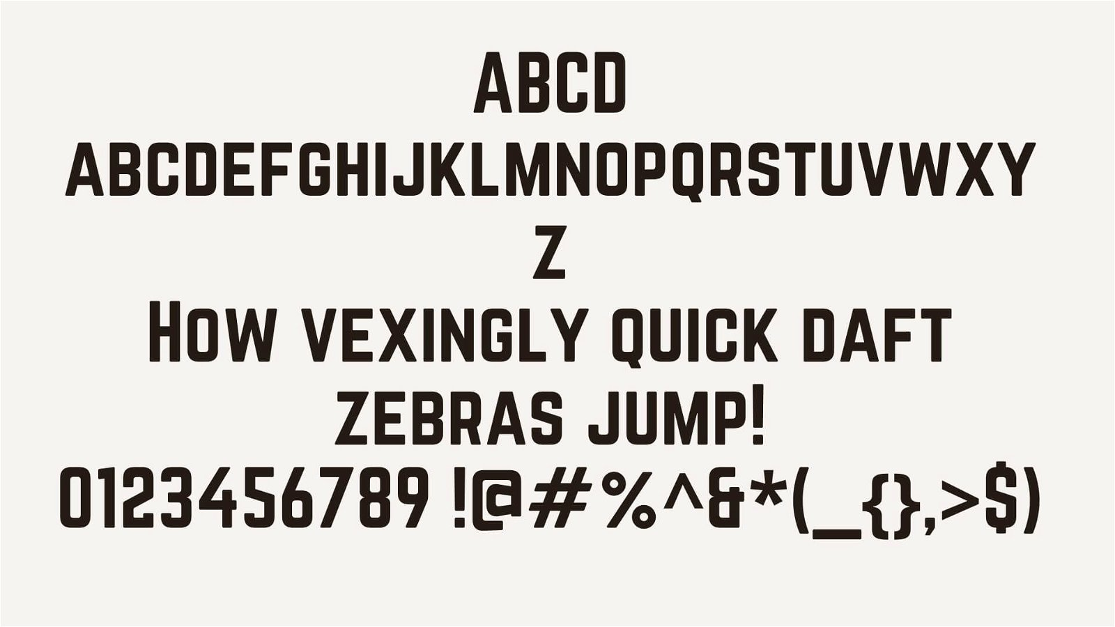 Norwester Font View - Norwester Font Free Download