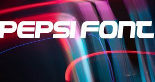 PEPSI FONT 310x165 - Pepsi Font Free Download